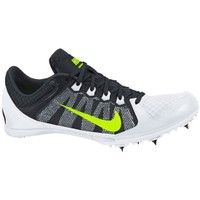Nike Women's Zoom Rival MD 7 Track and Field Shoe - White/Black | DICK'S Sporting Goods
