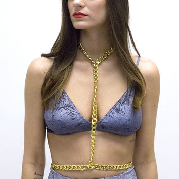 Chain Body Harness