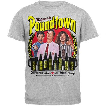 Workaholics - Welcome To Poundtown Soft T-Shirt