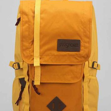 JanSport Hatchet Backpack- Yellow One