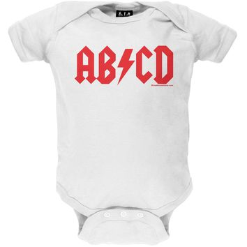 AB/CD Infant Bodysuit
