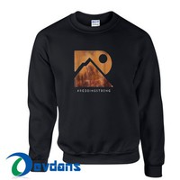 Redding Strong Shasta California Sweatshirt Unisex Adult Size S to 3XL