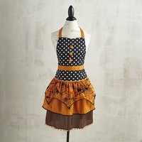 Dots & Spiderweb Apron