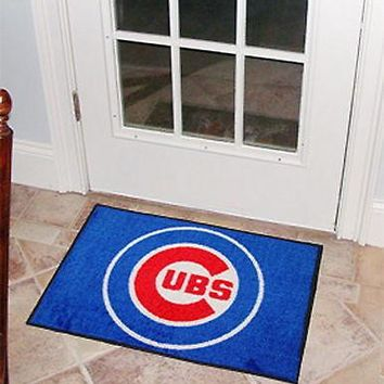 Chicago Cubs Interior Door Mat Area Rug