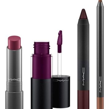 MAC Dark Plum Lip Kit ($88 Value) | Nordstrom