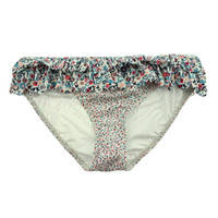 Marc by Marc Jacobs Womens Ruffled Low-Rise Swim Bottom Separates