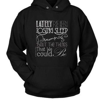 One Republic Counting Star Lyrics Hoodie Two Sided