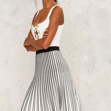 Selina Pleated Skirt