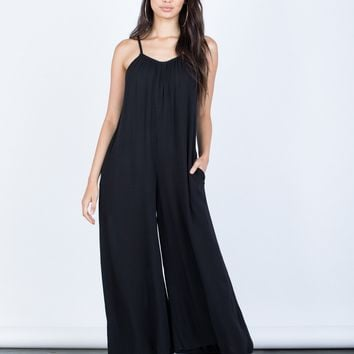 The Relaxed Jumpsuit