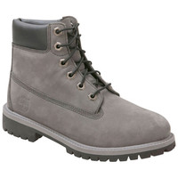 Timberland 6-Inch Premium Waterpoof Grey Grey Outdoor Boot