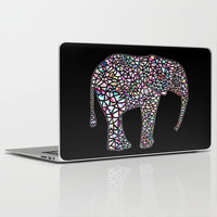 Elephant Laptop & iPad Skin by Ornaart