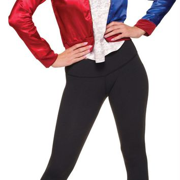 Harley Quinn Teen costume for Halloween