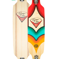 Sector 9 Sentinel Ii Skateboard Multi One Size For Men 27497895701
