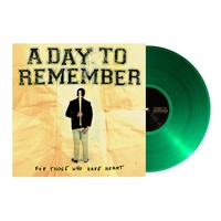 A Day To Remember: For Those Who Have Heart Vinyl (Clear Green)