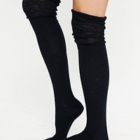 Free People Slouched Burnout Sock