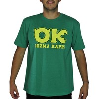 Disney Oozma Kappa Monsters University Green Licensed T-shirt