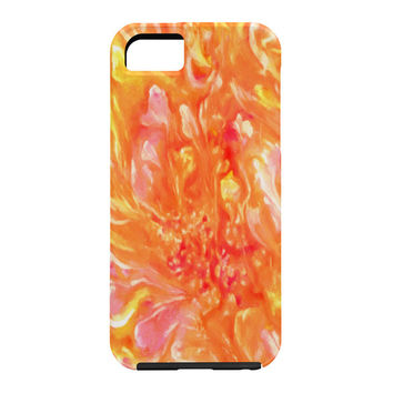 Rosie Brown Falling Petals Cell Phone Case