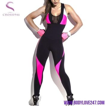 New Sexy More Styles Yoga Leggings Women Sport Compression Pants Patchwork Lady Sexy Fitness Breathable Quick Dry Leggins S-XL
