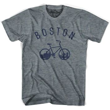 Boston Bike T-shirt