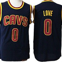 Men's NO.0 Cleveland Basketball Jersey 0A07A