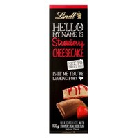Lindt Hello Strawberry Cheesecake Bar 3.5 oz