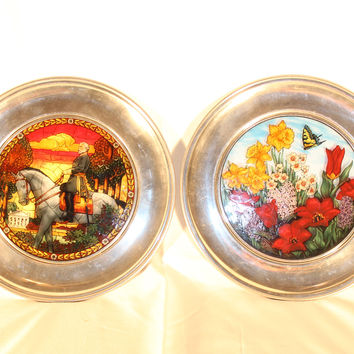 Collectible Plates - US Historical Society