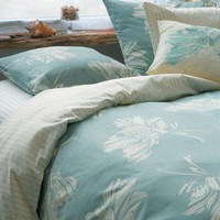 Blissliving Home Mallory Twin Duvet Set in Aqua - BS64432 - All Bedding Sets - Bedding Sets - Bed & Bath