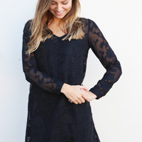 Black Abbey Dress