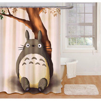 Totoro Neighbor Shower Curtains