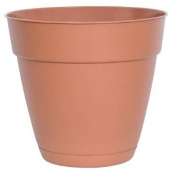 Dynamic Design, Newbury 12 in. x 12 in. Light Terra Poly Planter, NB1212LT at The Home Depot - Mobile