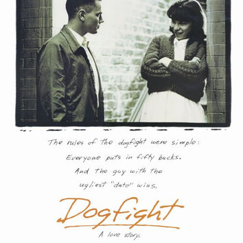 Dogfight 11x17 Movie Poster (1991)