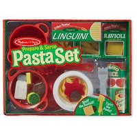 Melissa & Doug® Prepare & Serve Pasta Set