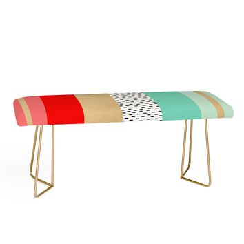SUMMER FRESH Bench by Elisabeth Fredriksson