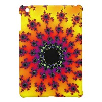 Fiery Eye Glossy iPad Mini Case