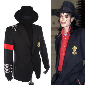 Replica In The Style of Michael Jackson Blazer