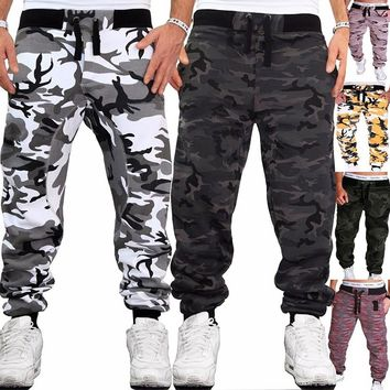2019 Mens Trousers Military Pants Men SWAT Combat Army Trousers Male Casual Many Pockets