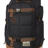 SURFSTITCH - BAGS - BACKPACKS - MENS - QUIKSILVER GRENADE 22L BACKPACK - DENIM