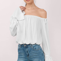 Marissa Off Shoulder Top