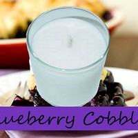 Blueberry Cobbler Scented Candle in Tumbler 13 oz