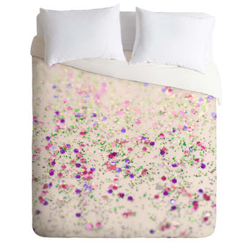 Lisa Argyropoulos Cherry Blossom Spring Duvet Cover