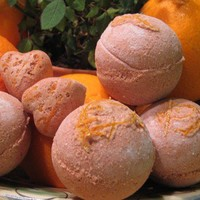 California Orange Grove Bath Bombs