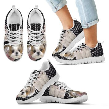 Shih Tzu Dog Running Shoes For Kids-Free Shipping