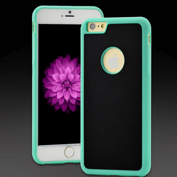 Anti Gravity Nano Adsorption Case Cover for iphone 7 7 Plus & iphone 6 6s Plus & iphone se 5s + Gift Box
