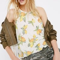 Free People We The Free Citrus Tank