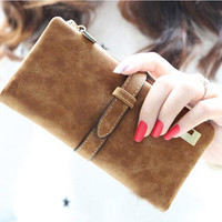 Soft Leather Multicard Wallet
