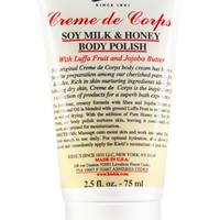 Kiehl's Since 1851 'Creme de Corps' Soy Milk & Honey Body Polish (2.5 oz.)
