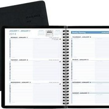 AT-A-GLANCE The Action Planner Weekly Appointment Book