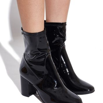 THERAPY HOXTON BOOT BLACK