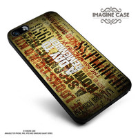 A Day To Remember Song case cover for iphone, ipod, ipad and galaxy series