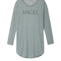 The Angel Long Sleeve Sleepshirt - Victoria's Secret